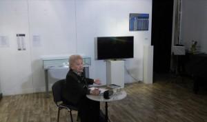 "Мариэтта Чудакова в галерее ""На Каширке"""