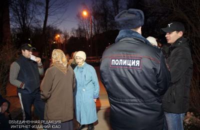 «Офицеры России» обвиняются в грабежах москвичей