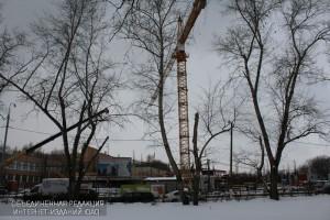 Строительство в Южном округе