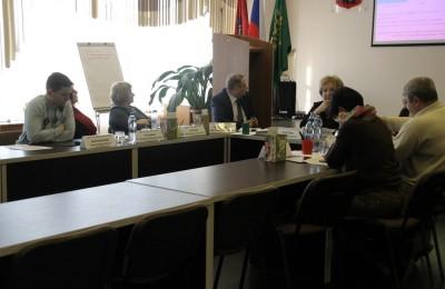 Очередное заседание муниципальных депутатов