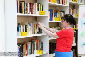 В библиотеке №136