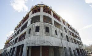 Строительство филиала МХТ имени Чехова в районе