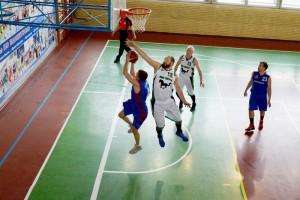 Лучшие баскетболисты Москвы старше 35 лет выступят в ЮАО