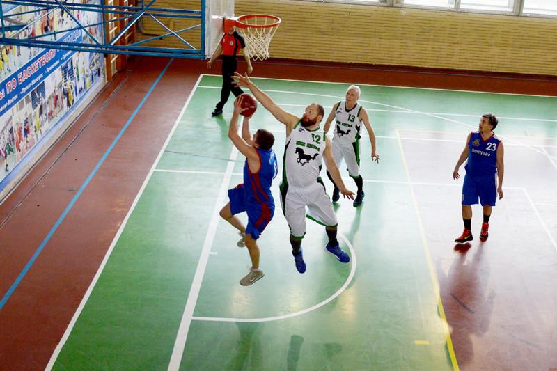 Лучшие баскетболисты столицы старше 35 лет выступят вЮАО