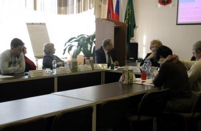 Заседание Совета депутатов муниципального округа Нагатино-Садовники