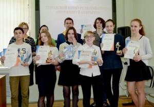 Ученица школы №978 выиграла городской конкурс
