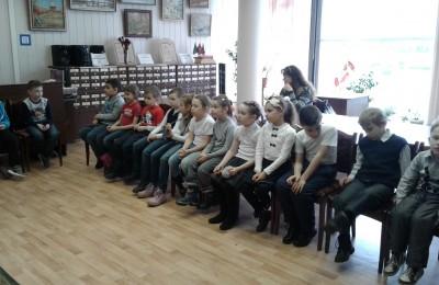 Виртуальное путешествие к озеру Байкал организовали в библиотеке №159