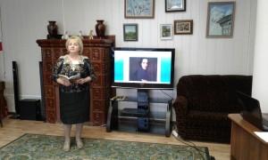 Вечер памяти Айвазовского организовали в библиотеке №159