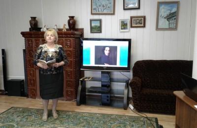Жителям района показали полотна Айвазовского