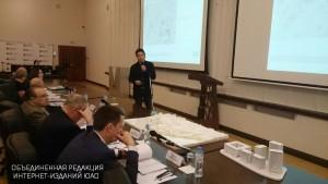 Презентация проекта строительства жилого комплекса на Симоновской набережной