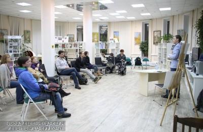 В библиотеке имени Толстого открылась книжно-иллюстративная выставка