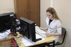 Медицинскую сестру детской поликлиники №91 выберут с помощью голосования