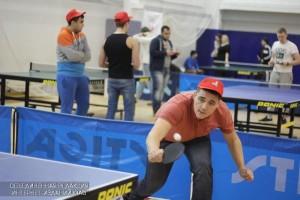Соревнования по настольному теннису пройдут в Нагатине-Садовниках