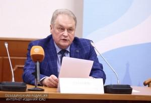 Зампред комитета государственного строительного надзора Москвы Валентин Пахомов