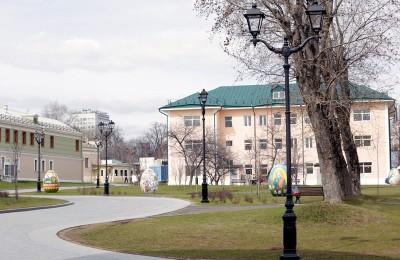 Парк Мосгордумы открылся для горожан и гостей столицы