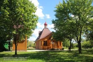 Церковь Димитрия Донского в Садовниках