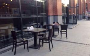Сезон летних кафе стартовал в районе Нагатино-Садовники