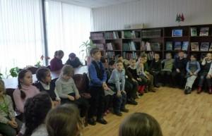 Детей района познакомили с творчеством Паустовского
