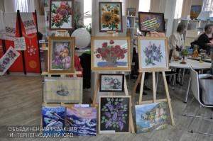 Творческие коллективы района представят свои работы на выставке «Весна-красавица»