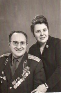 Георгий Гладков и Марина Пронина