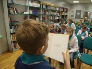 День рождения Пушкина в библиотеке №165