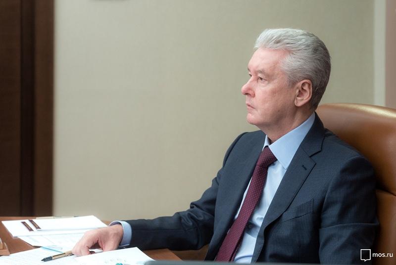 Собянин предлагает ограничить вхождение новых домов в программу реновации