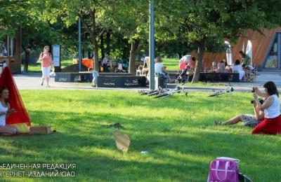 """В парке """"Садовники"""""""