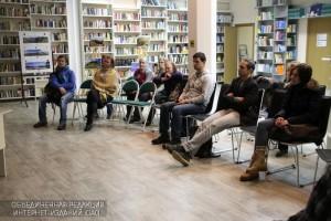 Мероприятие в библиотеке ЮАО