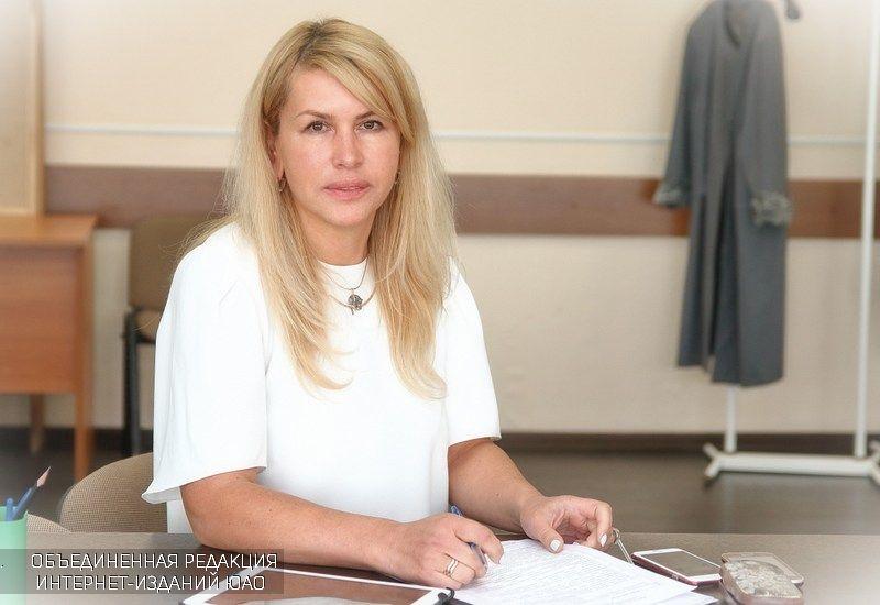 Депутат Наталья Михарева