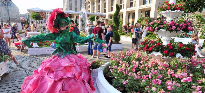 Бесплатные городские экскурсии пройдут в дни фестиваля «Московское лето»