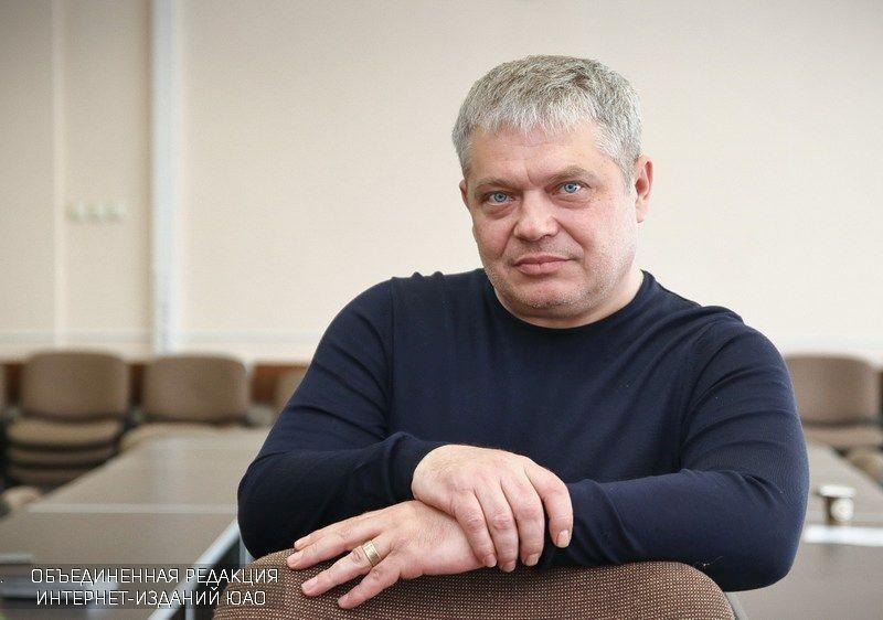 Депутат Юрий Каминский