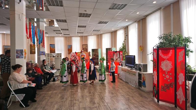 Концерт в библиотеке имени Толстого