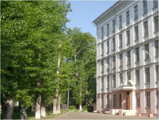 Главный корпус бывшей школы № 1073