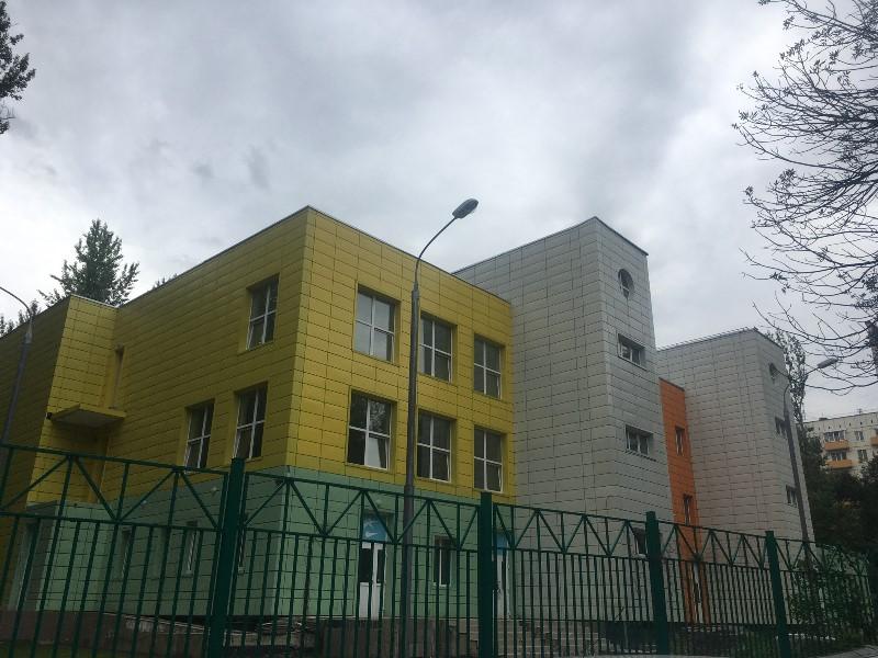 Детский сад на Варшавском шоссе