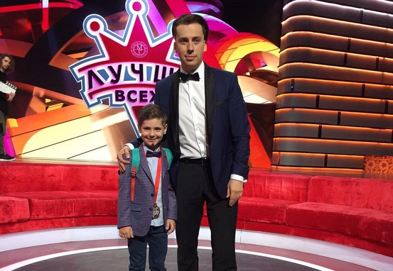 Матвей Нефедов и Максим Галкин