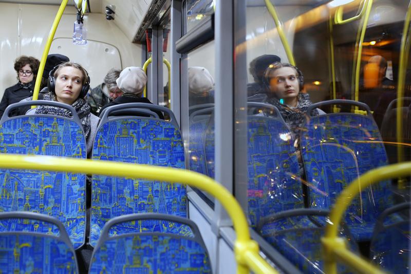 Автобусы в Нагатине-Садовниках будут работать всю новогоднюю ночь