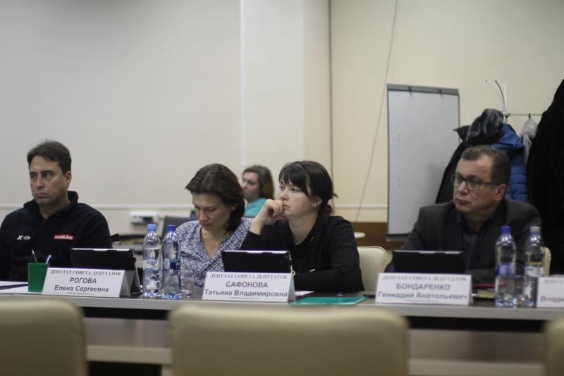 В Нагатине-Садовниках прошло очередное заседание Совета депутатов местного самоуправления