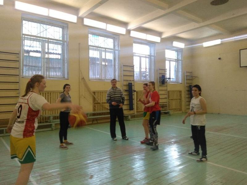 Баскетбол, Медицинский колледж 1, матчи, состязания, соревнования, структурные подразделения