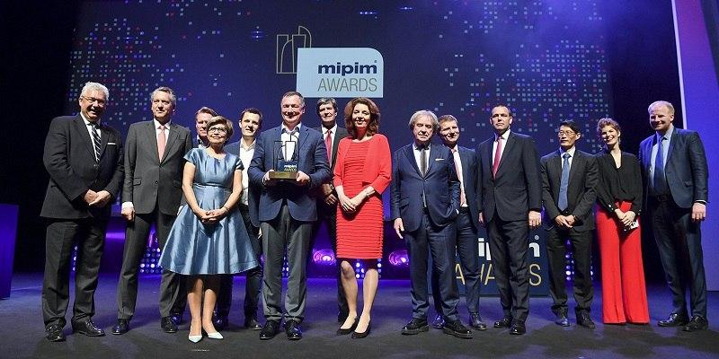 Парк «Зарядье», Марат Хуснуллин, MIPIM, MIPIM Awards, приз, реновация