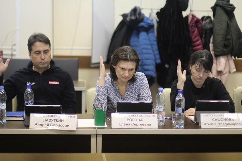 Муниципальный депутат Елена Рогова ответила на вопросы жителей Нагатина-Садовников о работе детской городской поликлиники № 91