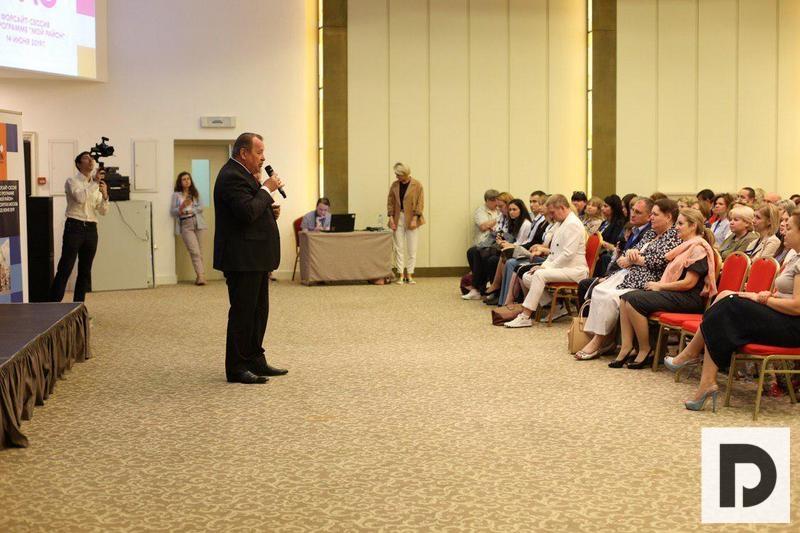 Мой район, Сергей Собянин, стратегическая сессия, форсайт-сессия, предложения, идеи, МФЦ, школа, поликлиника, Активный гражданин, управа, жюри