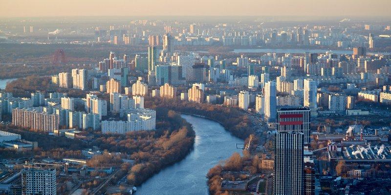 Мой район, Сергей Собянин, программа, раздел, благоустройство, проекты