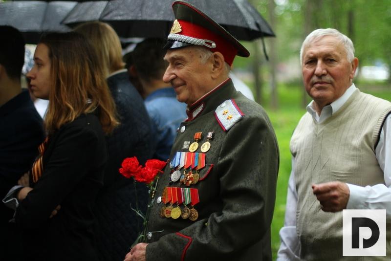Активный гражданин, Молодежная палата, Великая Отечественная война, Елизавета Носкова, Аллея памяти, Сквер ветеранов