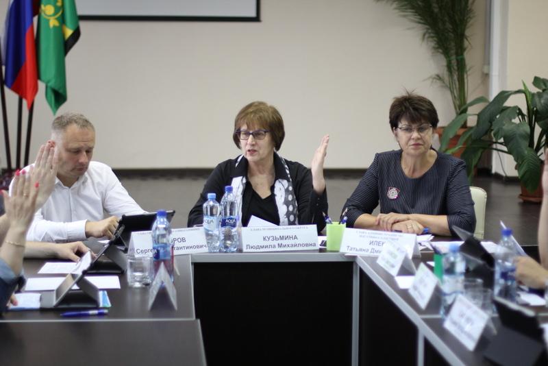 заседание, Инициативная группа, совет депутатов, Татьяна Илек, ТОС