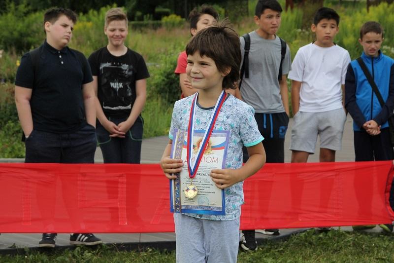 ЦФКиС ЮАО, соревнования, состязания, спортивное ориентирование, парк «Садовники»