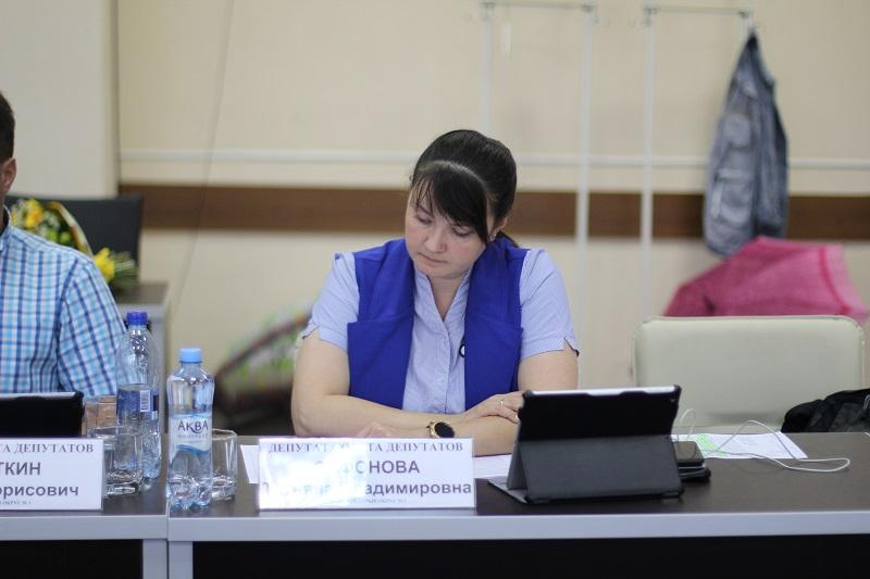 Депутаты Нагатина-Садовников рассмотрели предложение по назначению новых председателей районных УИКов