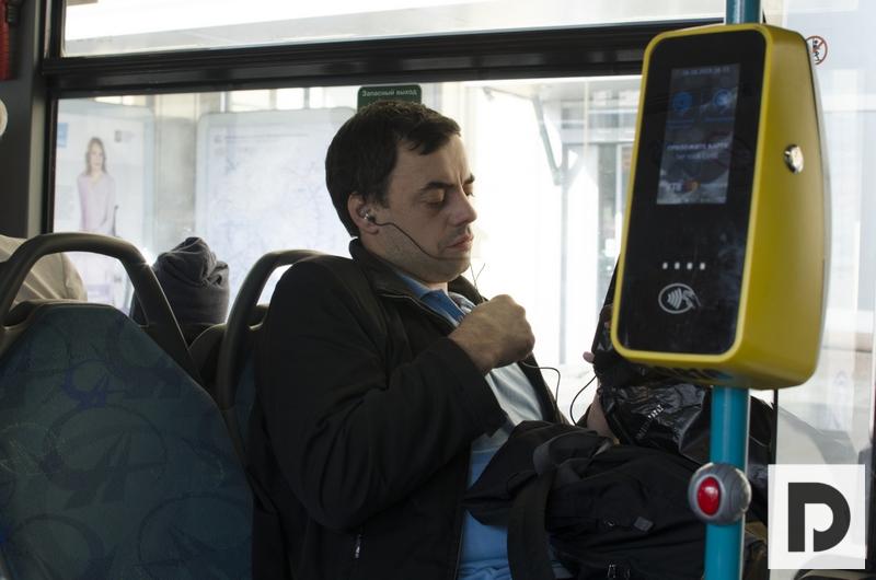 Автор фото: Анна Малакмадзе, автобус, Мосгортранс, маршрут