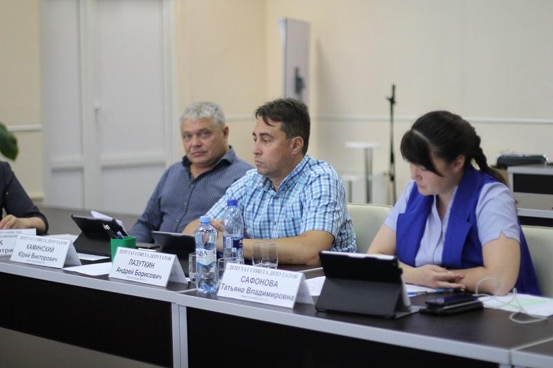 Муниципальные депутаты Нагатина-Садовников согласовали план работы Совета депутатов на четвертый квартал года