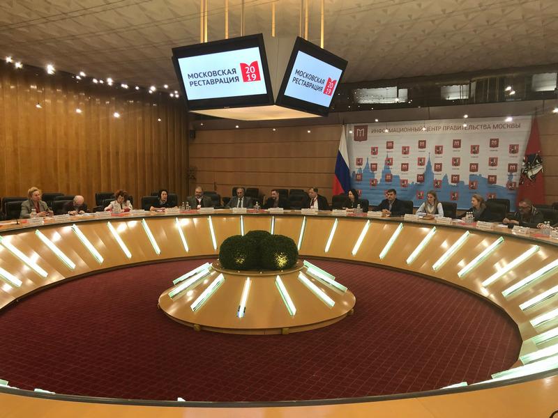 Проекты участников конкурса «Московская реставрация-2019» оценило компетентное жюри