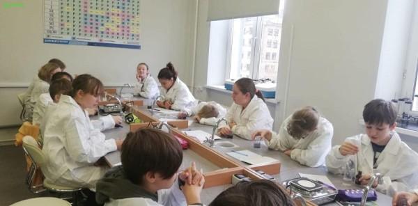 Татьяна Чугунова, Екатерина Череватова, школа 507, Колледж Архитектуры Дизайна и Реинжиниринга 26, «Урок технологии на базе колледжа»